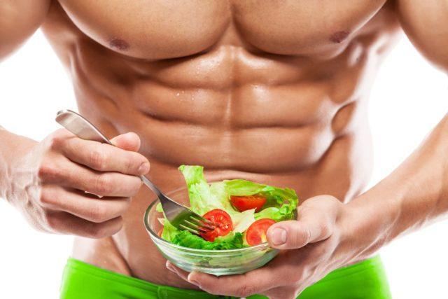 диета похудения живота и боков мужчине