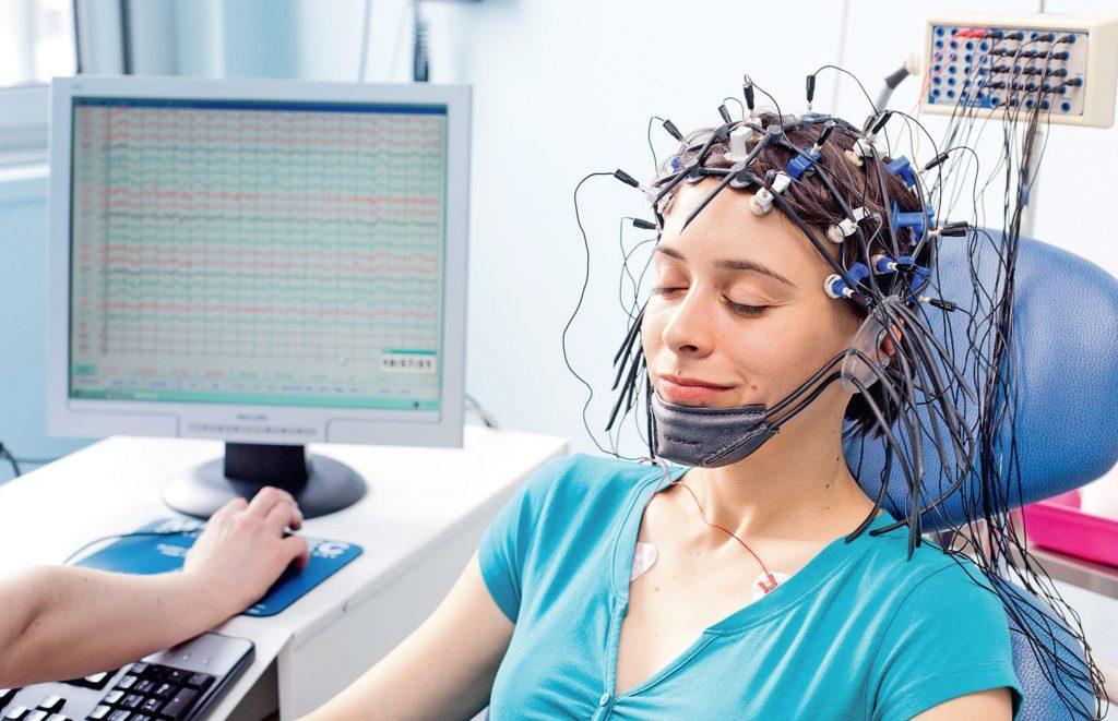 работа мозга во время сна