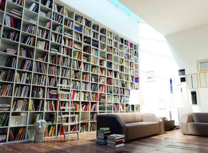 книжная домашняя библиотека