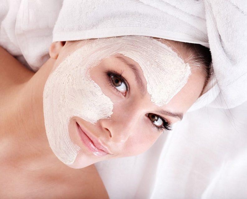 маска для уставшей кожи лица