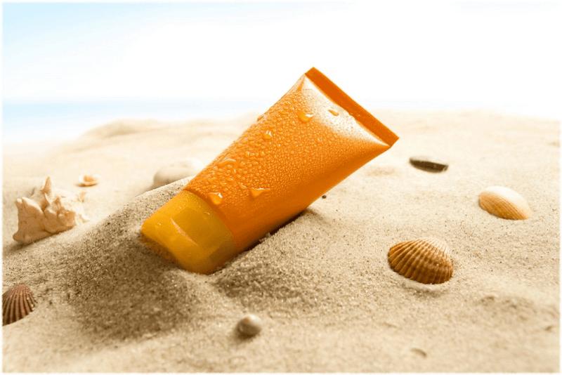 как не сгореть на пляже