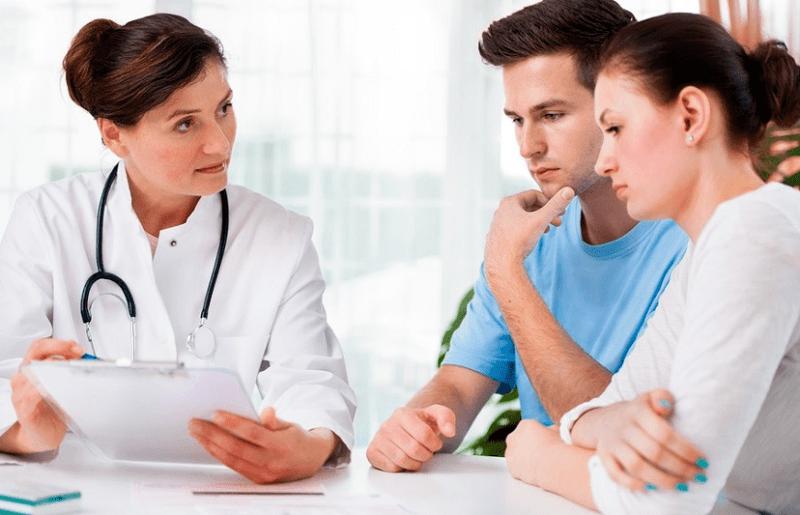факторы женского бесплодия