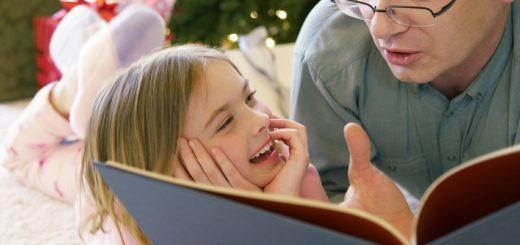 зачем читать ребенку вслух