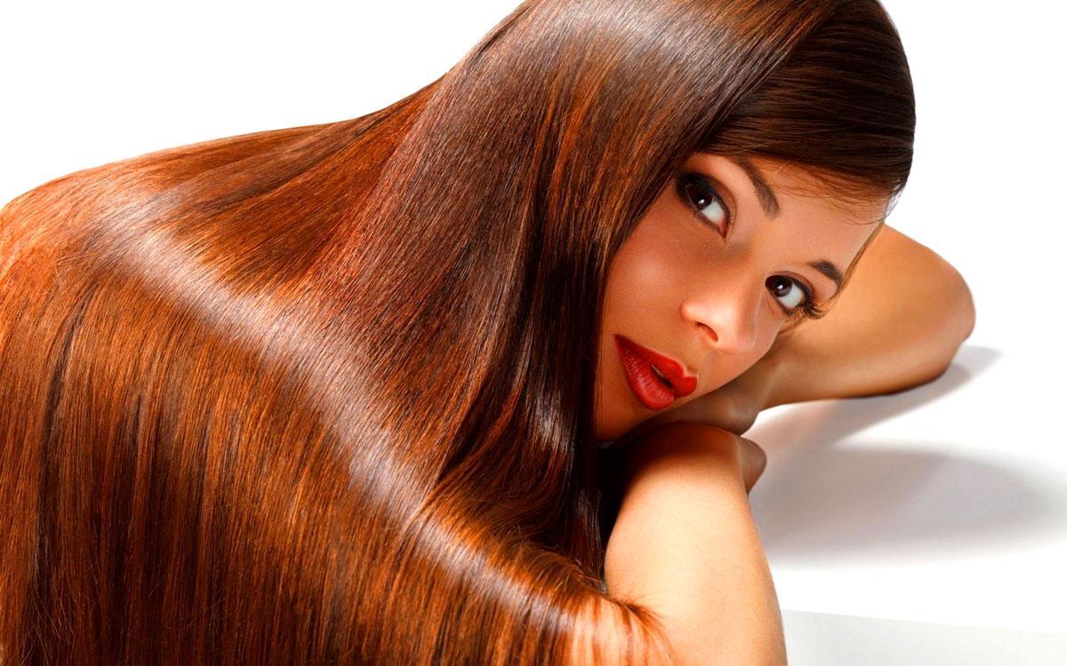 Как сделать волосы мягкими и блестящими