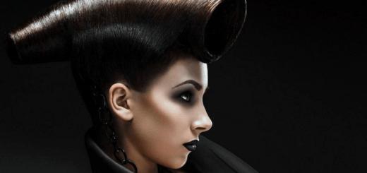 идеальная укладка волос