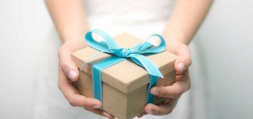 как отказаться от подарка