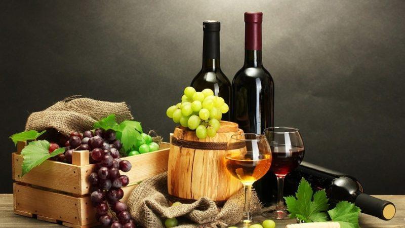 польза сухого вина для организма