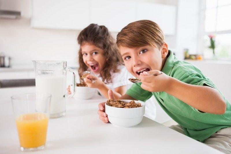 продукты для роста ребенка