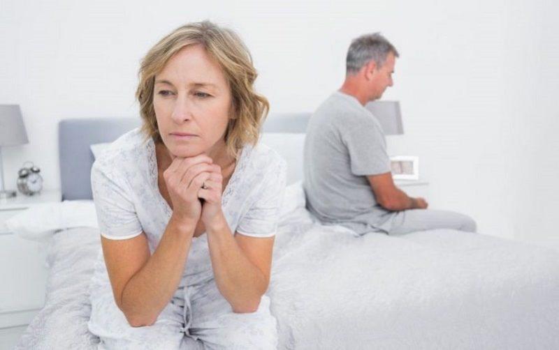как начинается менопауза