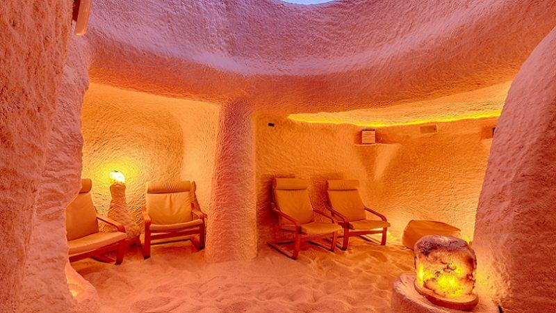 соляная пещера галокамера
