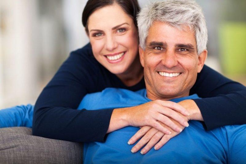 отношения где мужчина старше