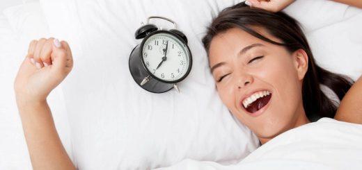 как проснуться бодрым