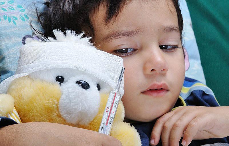ребенок заболел за границей