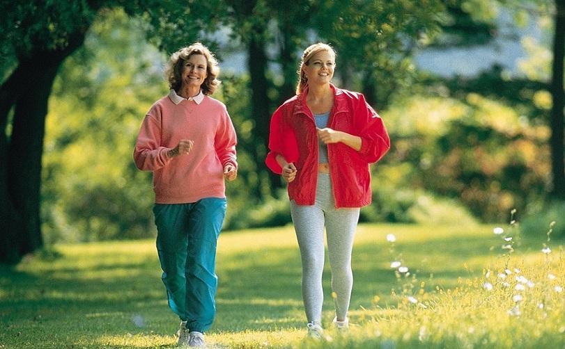 ходьба польза для здоровья