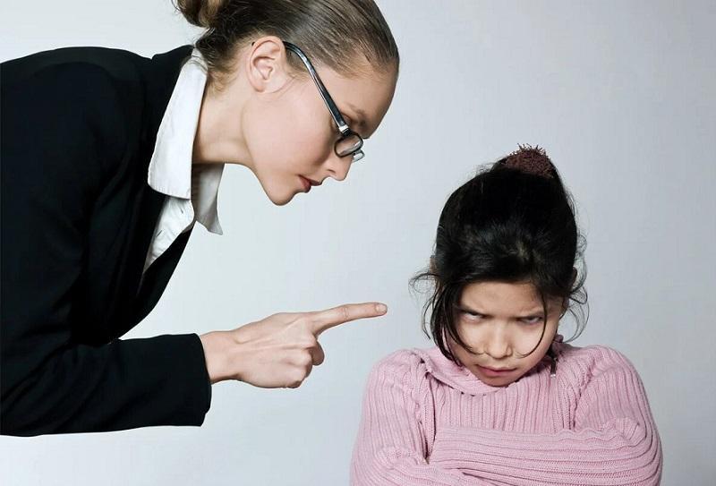 воспитание без наказания и крика