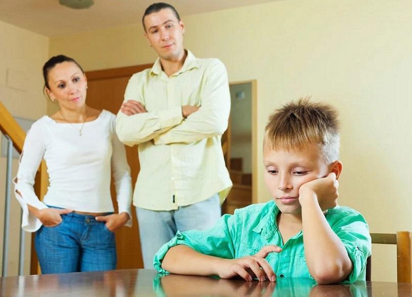 воспитание ребенка без криков и наказаний