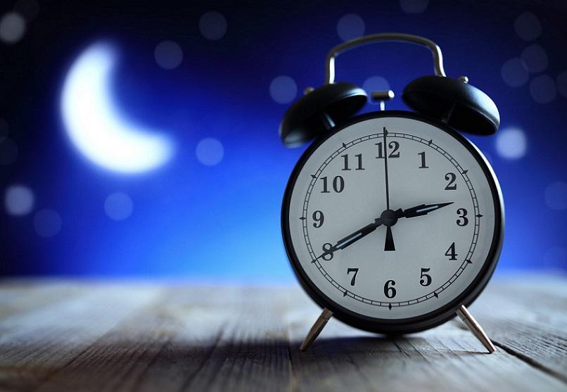 вовремя ложиться спать