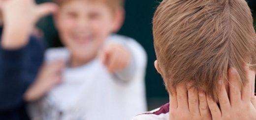 ребенка бьют в школе